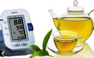 Erhöht oder senkt grüner Tee den Blutdruck?